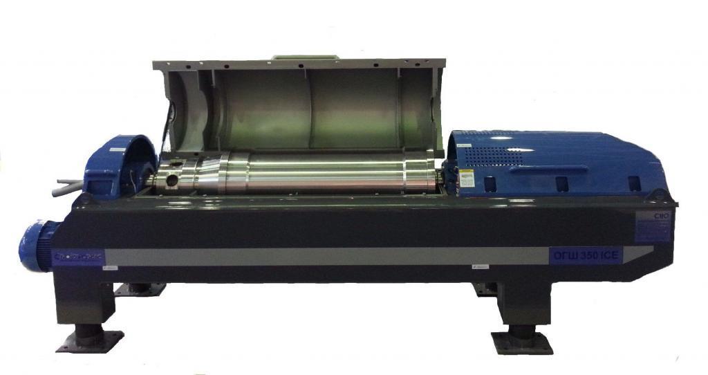 Декантерная центрифуга СЦО 230 DLN (ELN).