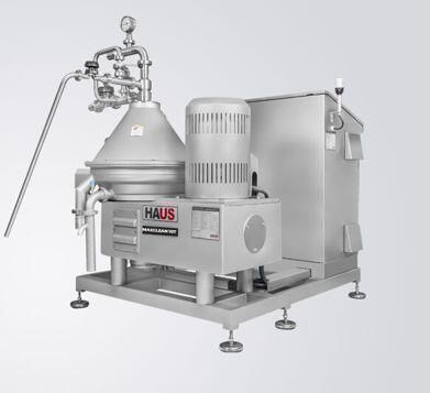 Сепаратор молока Maxclean